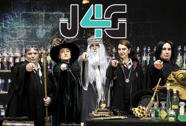 Con Just For Geek la saga di Harry Potter rivive a GameCom