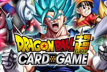 A GameCom arriva Dragon Ball Super Card Game!